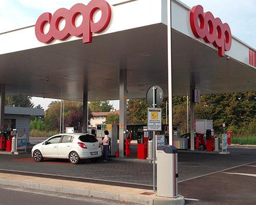 IMPIANTO COOP – Centro Commerciale Virgilio (MN)